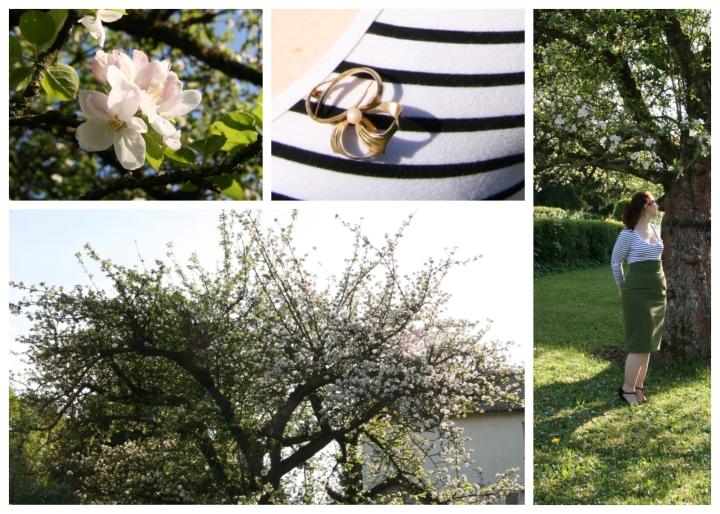 apfelblüten collage 4