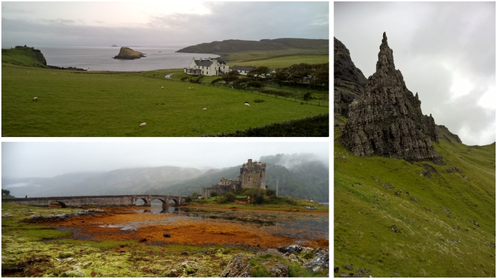 collage-schottland